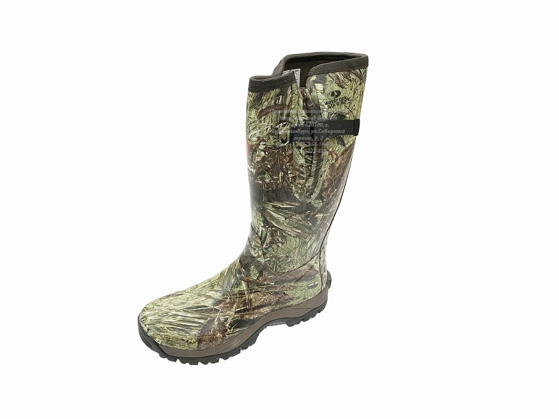 Сапоги Remington Shooting-boots Mossy Oak